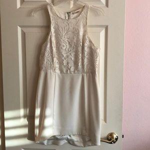 LF White Dress